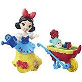 """Игровой набор с мини-куклой Disney Princess """"Маленькое королевство"""" Белоснежка"""