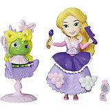 """Игровой набор с мини-куклой Disney Princess """"Маленькое королевство"""" Рапунцель"""