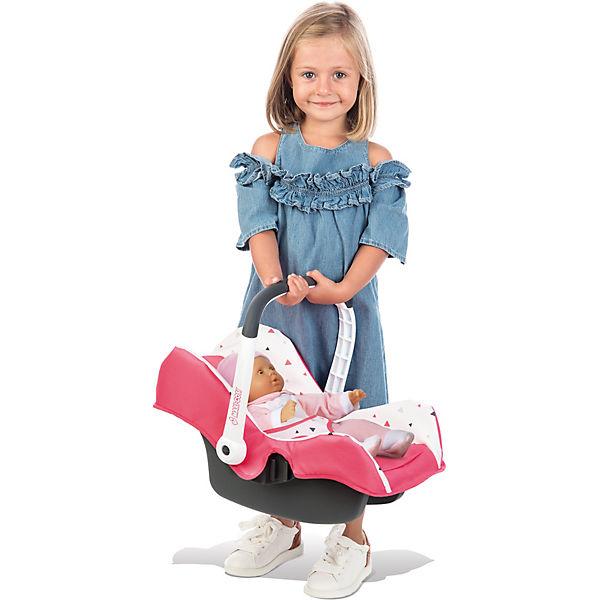 "Переноска для куклы Smoby ""MC&Quinny"", 31x47x35 см"