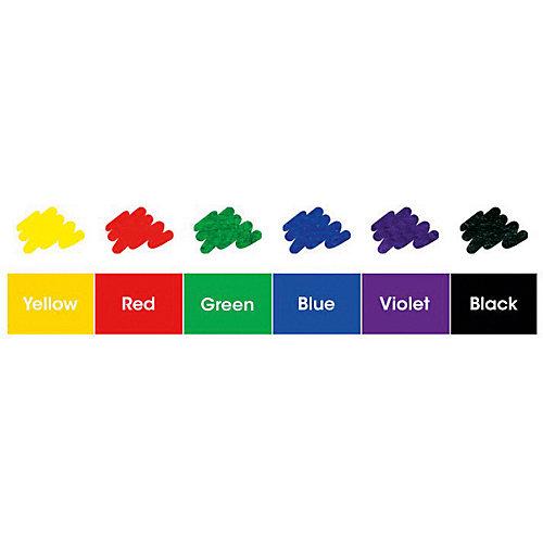 """Мелки Amos """"Три в одном"""" 6 цветов от Amos"""