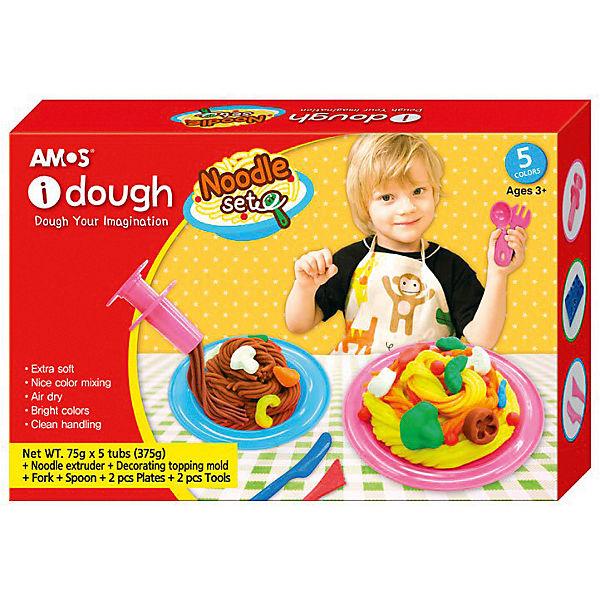 "Набор для лепки из теста Amos ""Спагетти"""