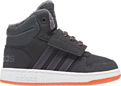Adidas Sneaker high HOOPS MID 2.0 I für Jungen in schwarz