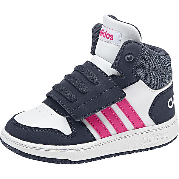 2d1ce3c4bad858 Sneakers High HOOPS MID 2.0 für Mädchen. adidas Sport Inspired