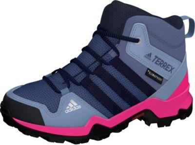 Outdoorschuhe TERREX AX2R MID für Mädchen, adidas Performance