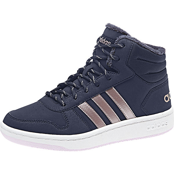 stable quality meet quality Sneakers High HOOPS MID 2.0 für Mädchen, adidas Sport ...