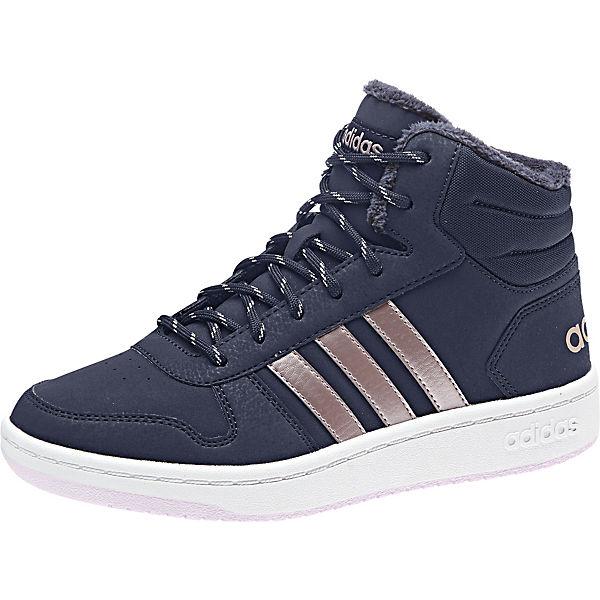 5d2896e1c1 Sneakers High HOOPS MID 2.0 für Mädchen, adidas Sport Inspired | myToys