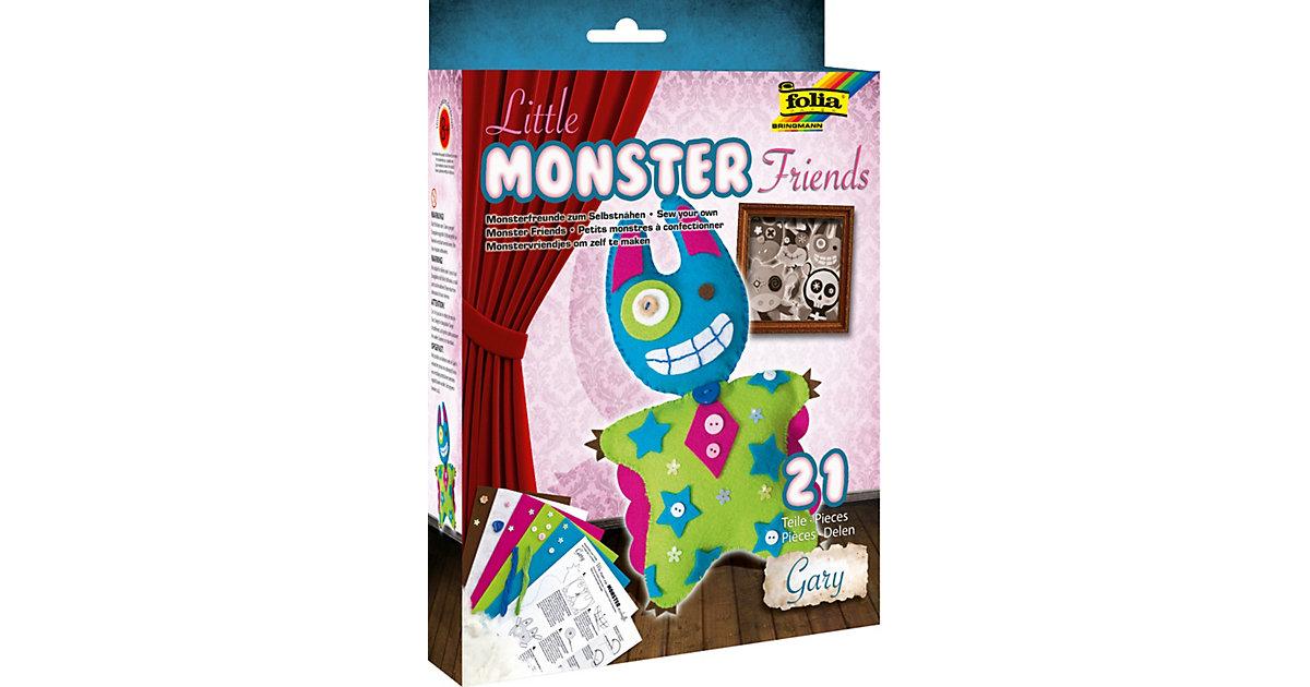 Filz-Bastelset Little Monster Friends Gary