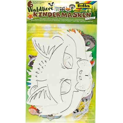 Tonpapier Riesenblock 24 x 34 cm, 25 Farben, 50 Blatt, Folia | myToys