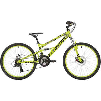 Mountainbike Storm MD 24 Zoll, gelb
