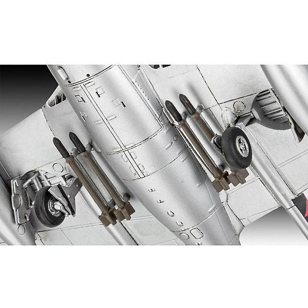 """Сборная модель Revell """"Британский истребитель Vampire F Mk.3"""""""