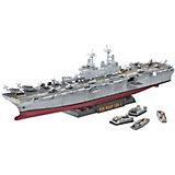 """Сборная модель Revell """"Корабль U.S.S. Wasp Class"""""""