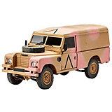 "Сборная модель Revell ""Автомобиль British 4x4 Off-Road Vehicle 109"""