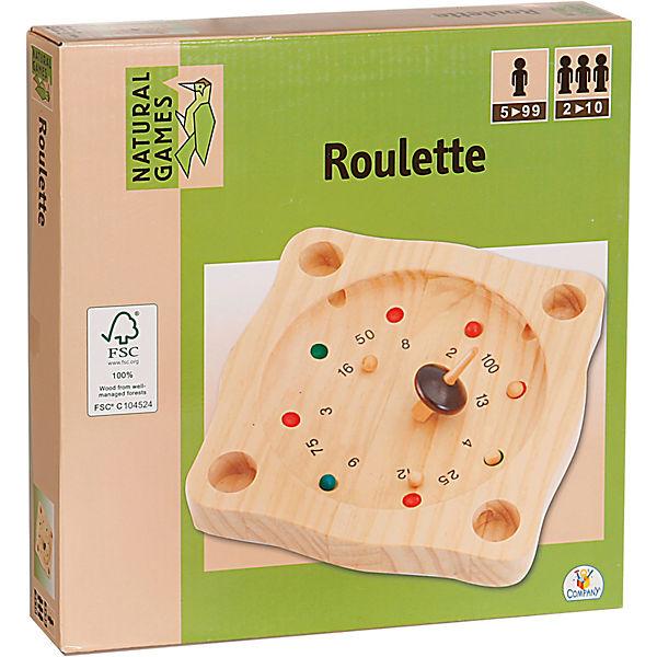 Tiroler Roulette 22cm, Natural Games