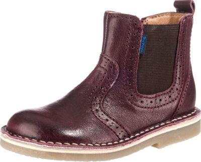 RICHTER Stiefel für Mädchen schwarz mirapodo Schuhe schwarz