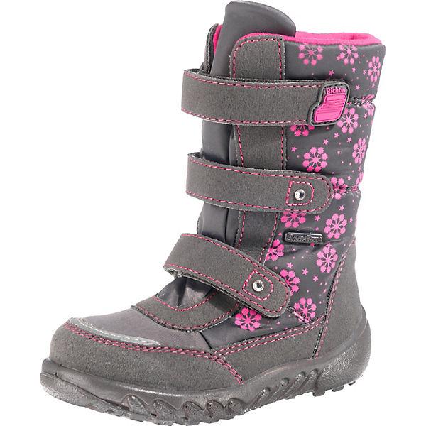 elegante Schuhe am besten verkaufen gute Qualität Winterstiefel Sympatex, Weite M, für Mädchen, RICHTER