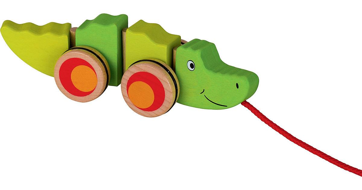 goki · Ziehtier Krokodil