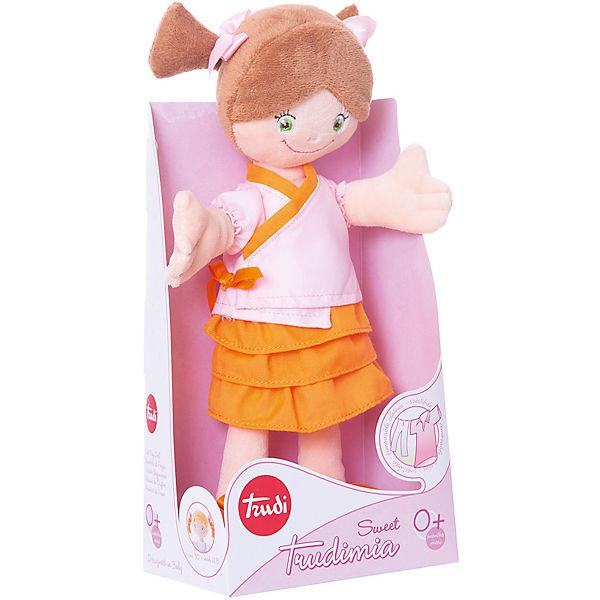 Мягкая кукла Trudi в кимоно, 30 см
