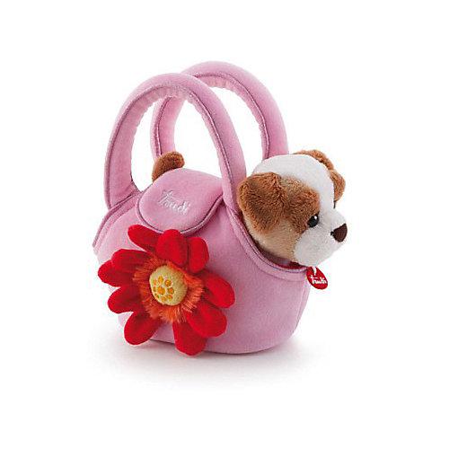 Мягкая игрушка Trudi Щенок в сумочке, 15 см от Trudi