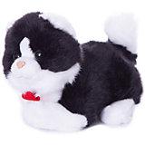 Мягкая игрушка Trudi Чёрно-белая кошечка, 15 см