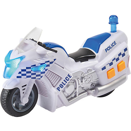 """Полицейский мотоцикл HTI """"Roadsterz"""", 15 см от HTI"""