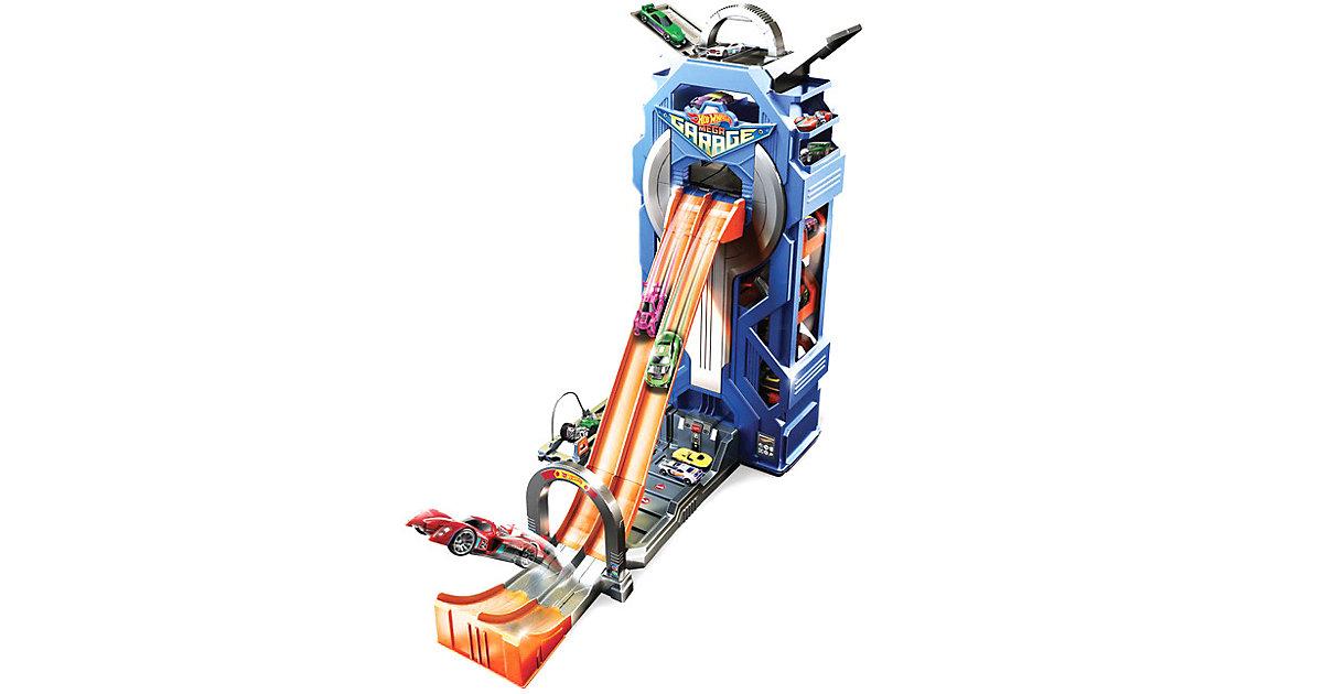 Mattel · Hot Wheels City Power-Parkgarage