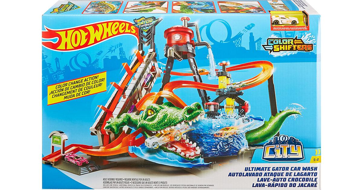 Mattel · Hot Wheels City Ultimative Autowaschanlage