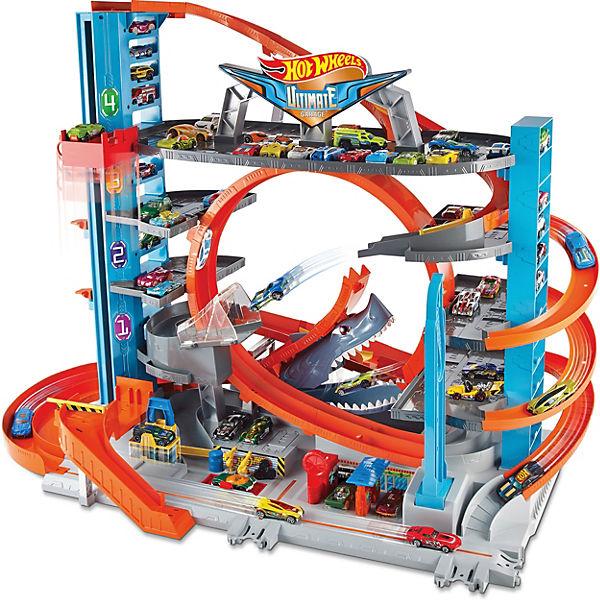 Hot Wheels® Сити Невообразимый гараж
