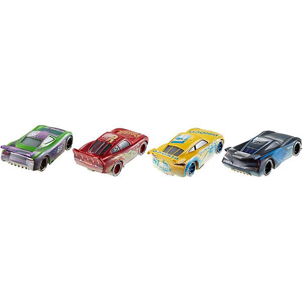 """Cars® Набор из 4-х Тачек из серии """"Песчанные гонки"""""""