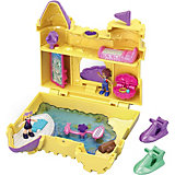 Игровой набор Polly Pocket, Песочный замок