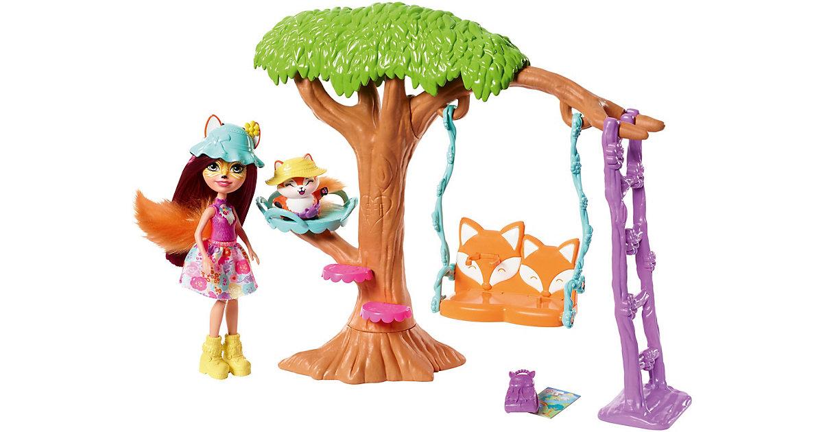 Enchantimals Felicity Fox und Flick Spielplatz-Abenteuer
