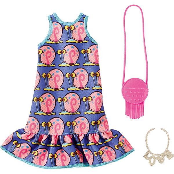 Barbie Barbie Barbie Fashions Komplettes Outfit (Lieblingsmarken) Sortiment, Barbie 6370bd