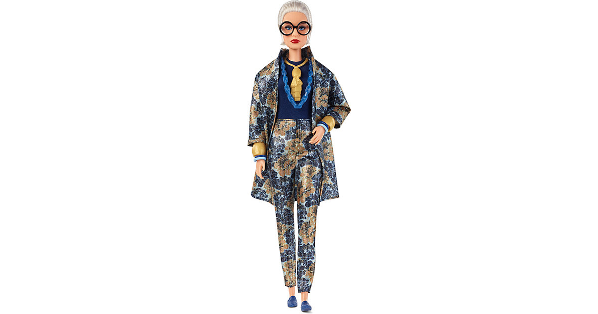 Mattel · Barbie Styled By Iris Apfel Puppe 4