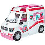 Машина для куклы Barbie Скорая помощь