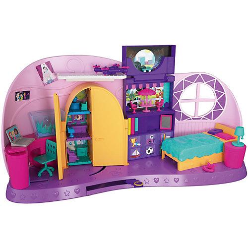 Игровой набор Polly Pocket Go Tiny! Комната Полли от Mattel