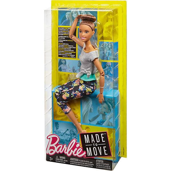 """Кукла Barbie """"Безграничные движения"""", Шатенка"""