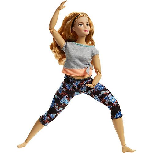 """Кукла Barbie """"Безграничные движения"""", Рыжая от Mattel"""