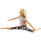 """Кукла Barbie """"Безграничные движения"""", Блондинка"""