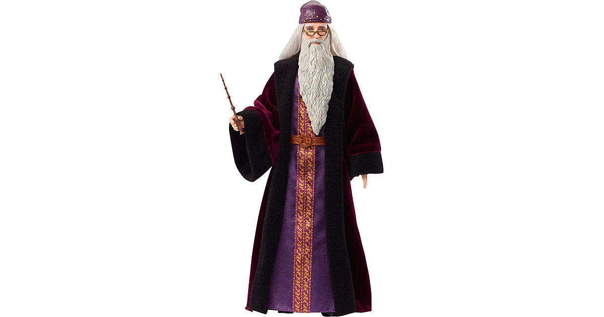 Harry Potter und Die Kammer des Schreckens Dumbledore Puppe