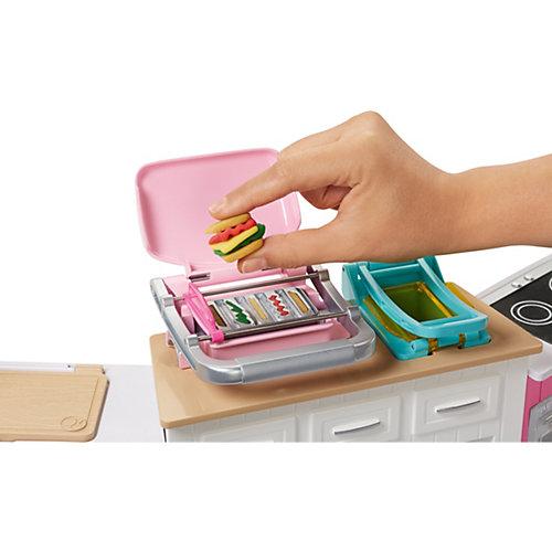 Набор с куклой Barbie Супер кухня от Mattel