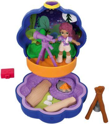 Lila Polly Pocket Tiny Pocket World