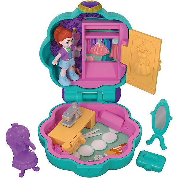 Polly Pocket Tiny Pocket Places Lilas Schrank