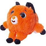 """Мягкая игрушка 1toy """"Дразнюка-Zoo"""" Лисичка, 13 см, звук"""