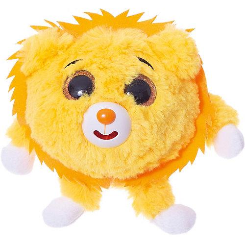 """Мягкая игрушка 1toy """"Дразнюка-Zoo"""" Львёнок, 13 см, звук от 1Toy"""