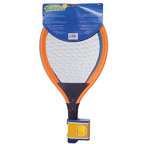"""Игровой набор 1toy """"Теннис"""" ракетки и мячик от 1Toy"""