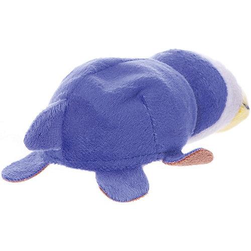 Мягкая игрушка-вывернушка 1toy Бульдог-Пингвин, 12 см от 1Toy