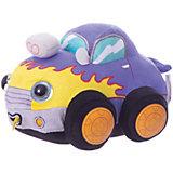 """Мягкая игрушка 1toy """"Дразнюка-Биби"""" Автомобильчик, 15 см, свет, звук"""