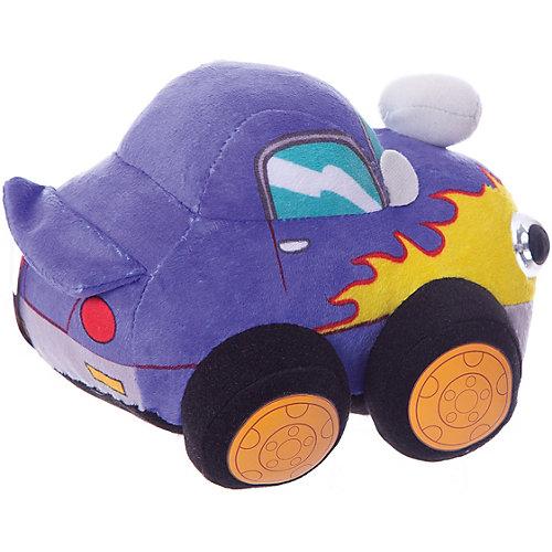 """Мягкая игрушка 1toy """"Дразнюка-Биби"""" Автомобильчик, 15 см, свет, звук от 1Toy"""