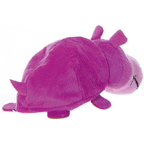 Мягкая игрушка-вывернушка 1toy Жираф - Бегемот, 12 см от 1Toy