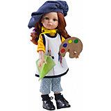 Кукла Paola Reina Кристи художница, 32 см