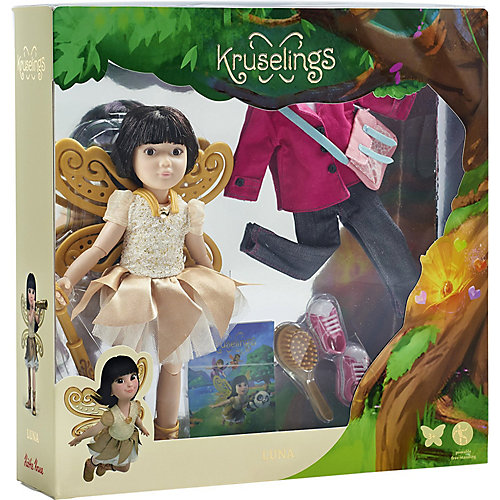 """Кукла Kruselings """"Луна"""", делюкс набор от Kruselings"""